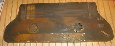 Vintage Tremoloa Hawaiian Harp Zither Slide Guitar in rough condition for repair