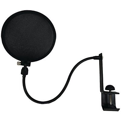 NADY SPF-1 Microphone Pop Filter with Boom & Stand Clamp