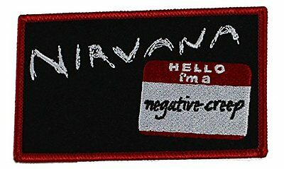Application Nirvana Negative Creep Patch