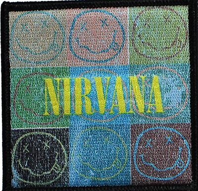 Application Nirvana Patchwork Patch