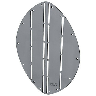 Boat Bow Protection Plate - Stainless Steel Anchor Protection Device for Boats