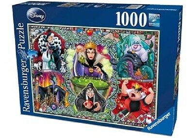 Ravensburger 1,000 Piece Jigsaw Puzzle - Disney's Wicked Women