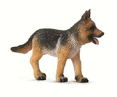 Collecta Wildlife Model - German Shepherd Pup