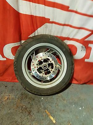 Piaggio Fly 50 2t Front Wheel, Tyre And Disc