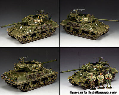 King and Country The M36 'Jackson' Tank Destroyer DD274