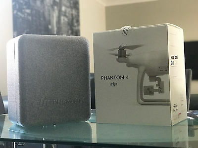 DJI Phantom 4 Quadcopter Drone, 4K Camera, Obstacle avoidance system