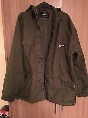 Nash Max Combat Carp Fishing Jacket Size Large