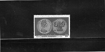 Cook Islands 1975 Bicentenary of Capt Cook's 2nd Voyage SG 525 MUH