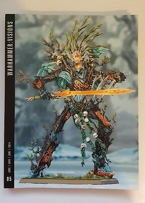 Warhammer : Visions Issue 5