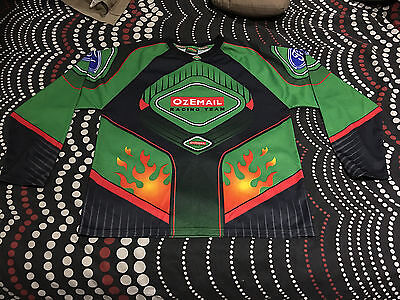 Ford V8 Supercars Long Sleeve Top/shirt-Large-New
