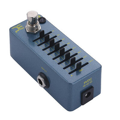 Guitar Effect Processor Apply to Tone Modification Electric Guitar Effects Pedal