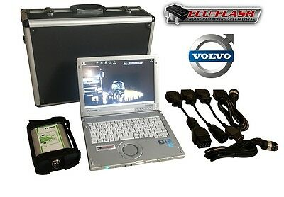 VOCOM PTT 2.05 88890300 Dealer level diagnostic system for Volvo/Renault Trucks
