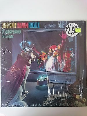 George Clinton (Parliament and Funkadelic) - The Mothership Connection Live LP