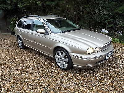 2004 Jaguar X-Type 2.5 Se Awd Estate Automatic...immaculate  1 Year Mot  Fsh