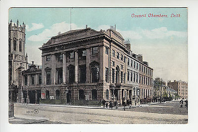 Midlothian: Council Chambers, Leith - Valentine's PC (2254)
