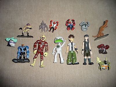 Ben 10 Character Toys