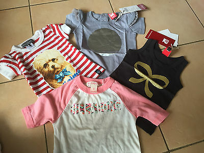 Rock Your Baby 3 And Billabong Tops  Sz 0