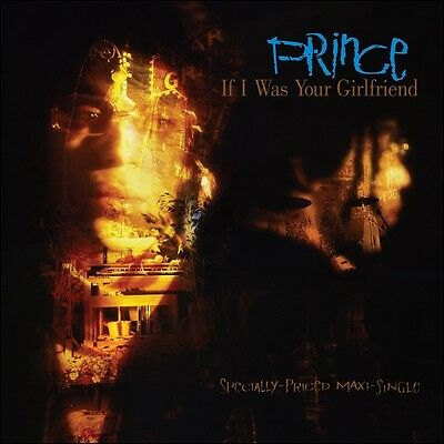 Prince - If I Was Your Girlfriend (2017 REISSUE) 12'' VINYL SINGLE NEW (3RD FEB)