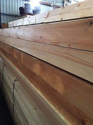 Baltic Pine beams (100mm x 150mm) x 5.8 meter