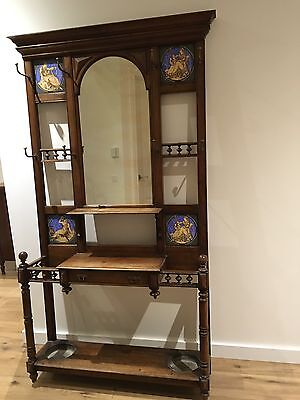 Genuine Antique Hall-Stand