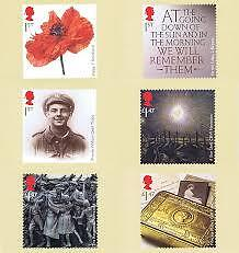 Great War 1914 Phq Cards