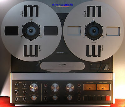 Revox B77 MkII 1/4 Track  + 60 Day Warranty