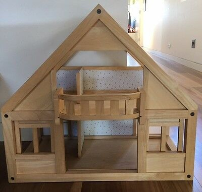 Plantoys My First Dollhouse - wooden