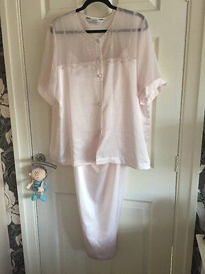 Marks And Spencer Pj's Size 16/18