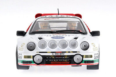 MSC6022 Ford RS200 Rally Vinho da Madeira #8 Limited Edition Slot Car 1:32 #NEW#