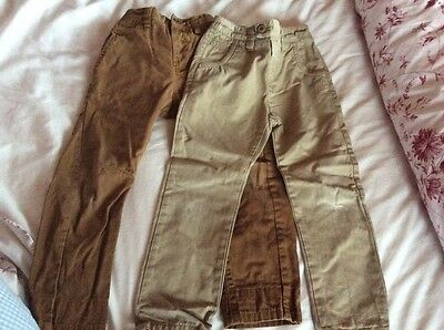 Boys age 5 years  NEXT trousers
