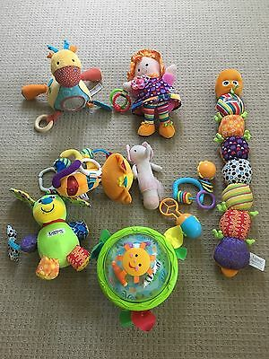 Lamaze And Fisher Price Toys Pick Up Essendon