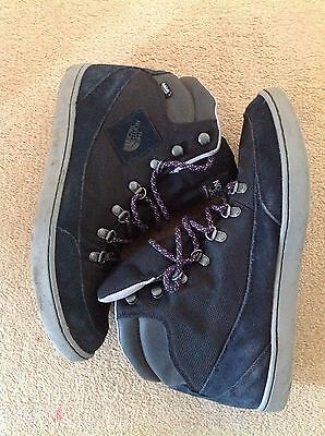 The North Face Boots Hi Top Walking Uk 10