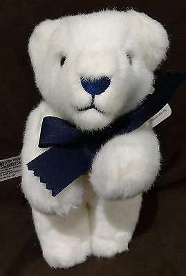 Merrythought Plush Royal Navy Teddy Bear - New With Tags & Factory Bag