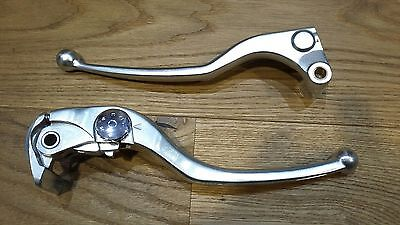 Genuine Bmw Standard Brake And Clutch Levers For S1000Rr (2010-2014)