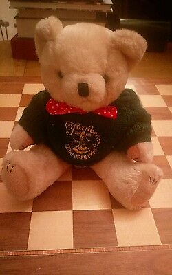 Turnberry 123rd Golf Open 1994 Teddy Bear soft toy Channel Island Toys RARE