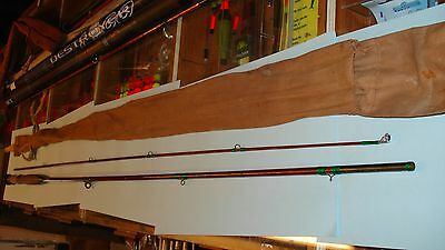 Allcocks Taw Greenheart 8Ft Trout Fly Rod