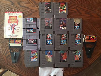 nes/snes lot