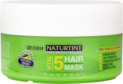 Naturtint  Vital 5 Hair Mask 200ml