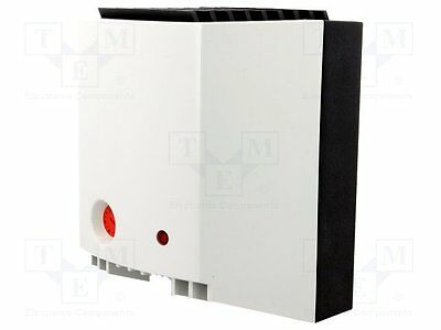 1 pc Blower heater; CR 027; 550W; IP20; Protection:8A time-delay