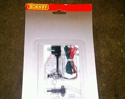 Hornby coloured signal New