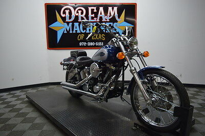 Harley-Davidson Softail  1999 Harley-Davidson FXSTC - Softail Custom *Manager's Special*