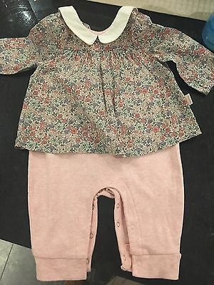 Baby Girl Romper All In One 0-3