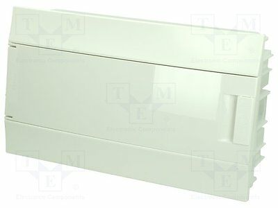 1 pc Enclosure: for modular components; IP41; No.of mod:18