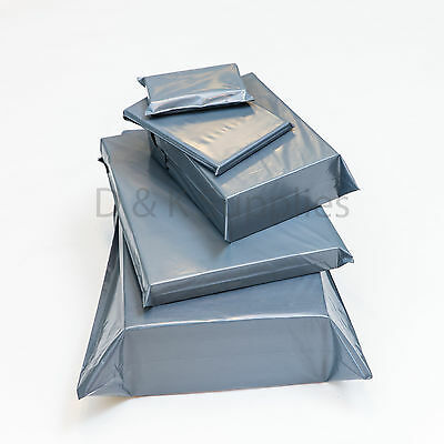 100 - 4 x 6 Packaging Plastic Parcel Mailing Postal Bags Packing Polythene Poly