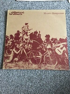 The Chemical Brothers Music:Response X3 Lp