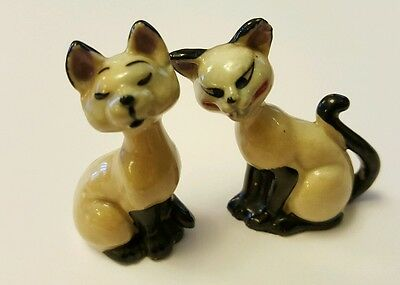 Wade    Si   &   Am  Pair  Cats  From   Disney   Lady  &  The  Tramp  1958 -1965