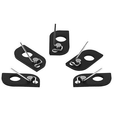 Magnetic Arrow Rest Archery Tool Accessories For Recurve Bow Durable Black