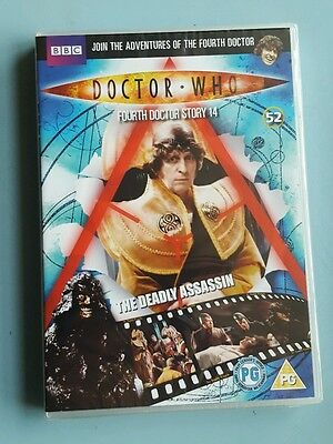 Doctor Who The Deadly Assassin On DVD