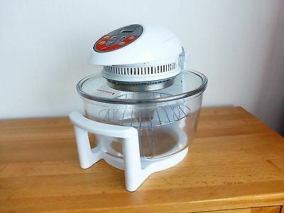 "Cookworks ""signature"" Digital Multifunctional Halogen Oven"