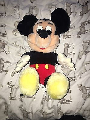 Vintage Retro Official Mickey Mouse Disney 1960s Collectable Rare Tradition Toy